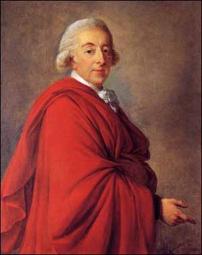 Adam Kazimierz Czartoryski by Vigee LeBrun, 1793